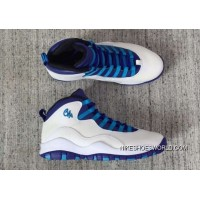 "Air Jordan 10 GS ""Charlotte Hornets"" For Sale"