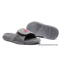 "KAWS X Air Jordan 4 ""Cool Grey"" Glow In The Dark Slide Sandals For Sale"