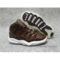 "Kids Air Jordan 11 ""Chocolate"" For Sale"