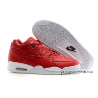 NikeLab Air Flight 89 Gym Red/White-Gym Red New Style