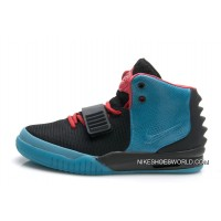 """Nike Air Yeezy 2 """"South Beach"""" Glow In The Dark Sole Free Shipping"""