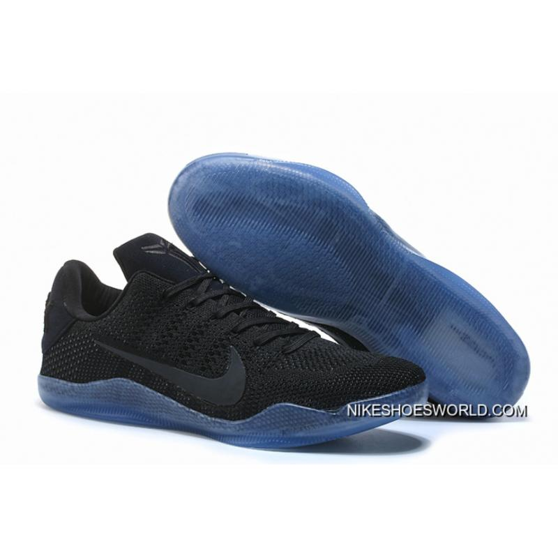 "2eb7cea05 Nike Kobe 11 Elite Low ""Black Space"" Super Deals ..."