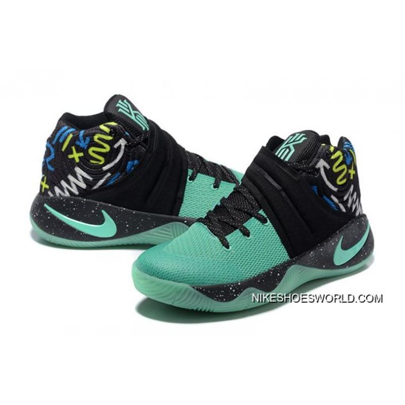 21aa50a8b720 ... Nike Kyrie 2 Mint Green Black Glow In The Dark Sole Cheap To Buy ...