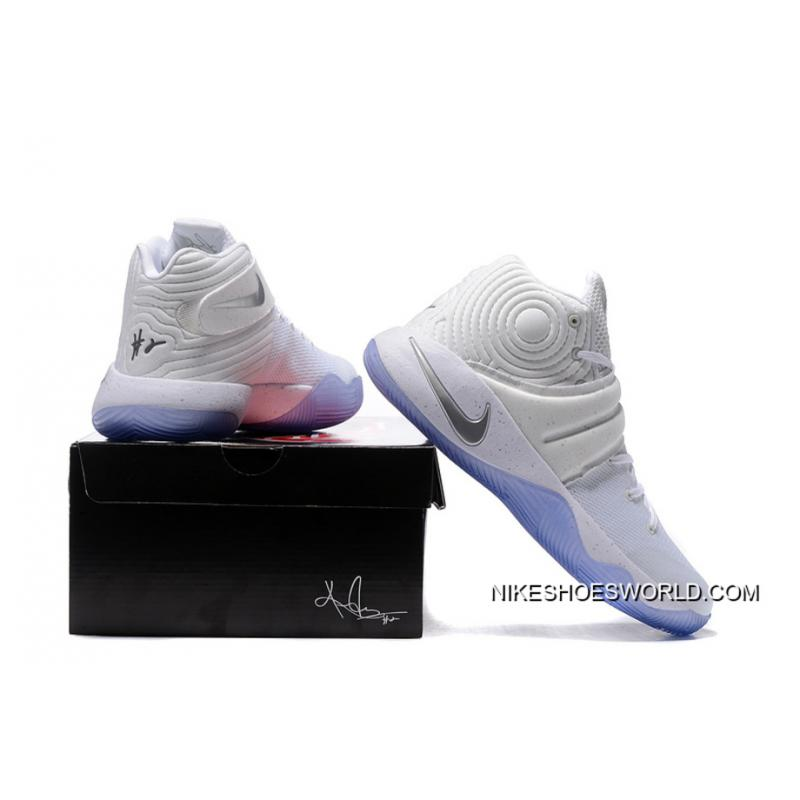 buy online 8b6a4 62532 ... black grey basketball shoe e68ac 56ea9  clearance nike kyrie 2 silver speckle  white metallic silver tour yellow for sale 29e95 615cf