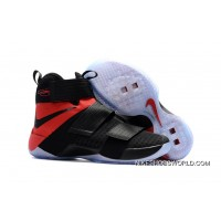 """Nike LeBron Zoom Soldier 10 """"Team Red"""" New Release"""