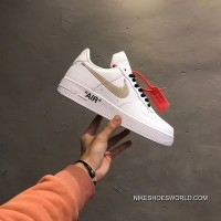 Women Nike Air Force 1 Off White SKU:71203-221 Top Deals