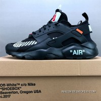 Women Off White X Nike Air Huarache Sneaker SKU:85153-226 New Year Deals